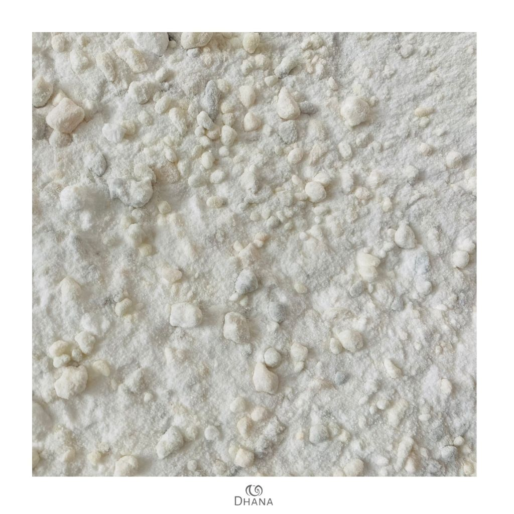 Zoomed in Laundry Powder - Dhana's All-Clean Biodegradable Laundry Powder