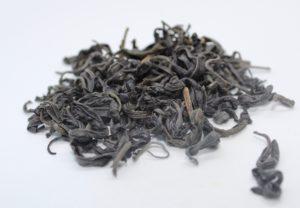 purple tea pile