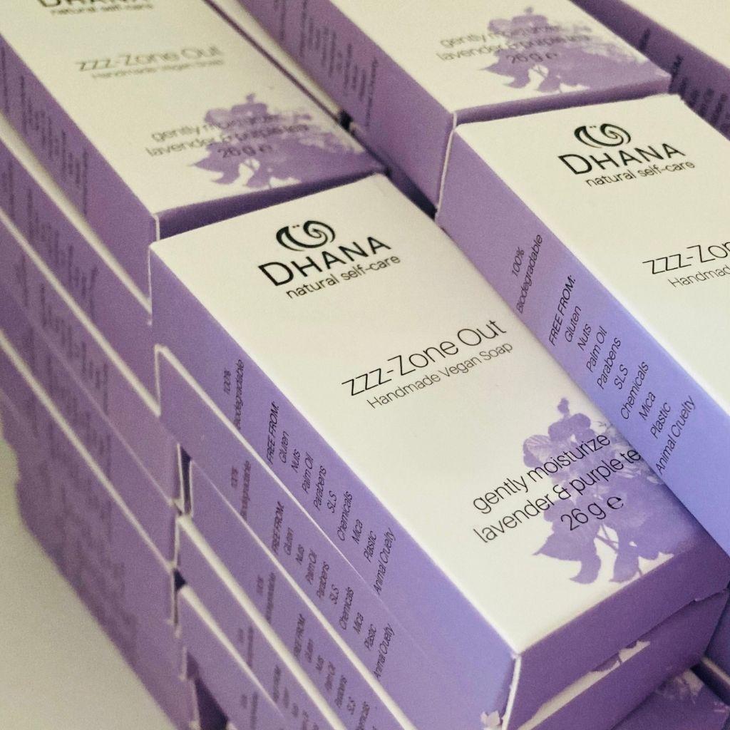 zzz-zone out miniature soap bars