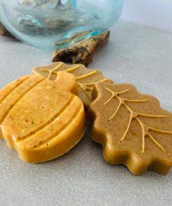 fall leaf soaps