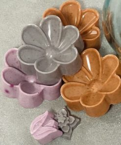flowers soaps